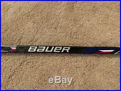 2 Bauer Supreme MX3 Special Edition DAVID PASTRNAK Pro Stock Hockey Sticks- NEW