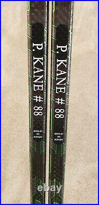 2 New Supreme Bauer ADV Pro Stock Hockey Sticks 95 Flex Patrick Kane