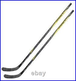 2 Pack BAUER Supreme 1S Season 2017 Ice Hockey Sticks Intermediate Flex