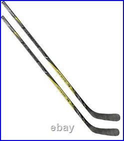 2 Pack BAUER Supreme S TE Season 2017 Ice Hockey Sticks Senior Flex