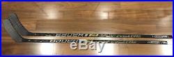 2 Pack Nolan Patrick Pro Stock Bauer Supreme 2S Pro Sticks 82 Flex RH Grip P91A