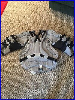 BAUER SUPREME one75 GOALIE CHEST PROTECTOR SENIOR LARGE NEW NEW