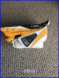 BAUER SUPREME one75 PERFORMANCE GOALIE GLOVE AND BLOCKER NEW NEW NEW