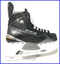 BAUER Supreme 190 SR Senior Ice Hockey Skates 10.0 EE (UK 10.5 EU 45.5 US 11.5)