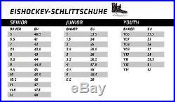 BAUER Supreme S25 Schlittschuhe Skates Senior 1052951 Modell 2018/2019