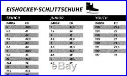 BAUER Supreme Torwart Schlittschuhe Goalie Skates S170 Junior, Senior 1048491/2