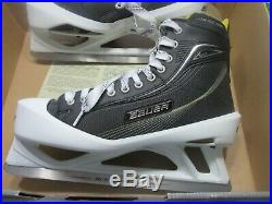 BNIB Bauer Supreme One80 One 80 Goalie Goaltender Ice Hockey Skates sz. 10 (D)
