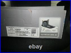 BNIB Bauer Supreme One80 One 80 Goalie Goaltender Ice Hockey Skates sz. 11 (D)