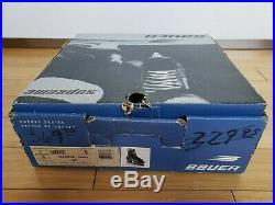 BRAND NEW BAUER SUPREME 5000 ICE HOCKEY SKATES MEN'S SIZE 7 in Box throwback