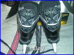 Bauer 1S LE Pro Hockey Skates Brand New Ice Carbon Superfeet Men 8.5D Supreme