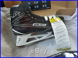 Bauer 1S Supreme SR Goal Skate size 8.0D