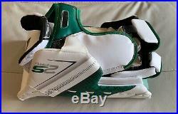 Bauer 2S Pro Quattro Supreme Professional Hockey Goalie Blocker Glove
