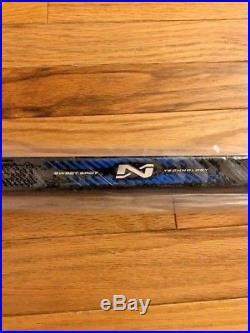 Bauer ADV, Nexus 1N, and Supreme 1S Hockey Sticks