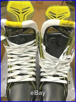 Bauer Hockey Supreme Comp & Elite Performance Hockey Skates NEW Many Sizes
