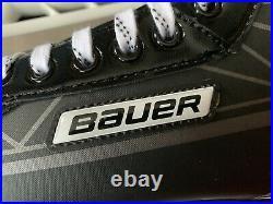 Bauer Ice Skates-Supreme S150-Size 9.5/Width D/Street Shoe Size 11.0-Brand New
