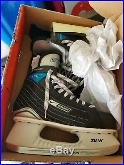 Bauer NBH Supreme 10 SR, Mens Size 10 Ice Hockey Skates