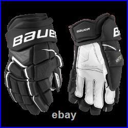Bauer S21 SUPREME ULTRASONIC Intermediate Eishockey Handschuh