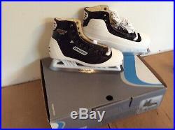 Bauer Supreme 1000 Goalie Skates Sr. Size 8B NEW NEW NEW