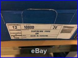 Bauer Supreme 1000 Mens Hockey Skates Size 12.0 2e 1000d SR