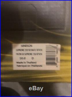 Bauer Supreme 150 Sr Size 10D