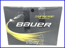 Bauer Supreme 160 LE Limited Edition SR Skates size 7.5 EE Explosive Power
