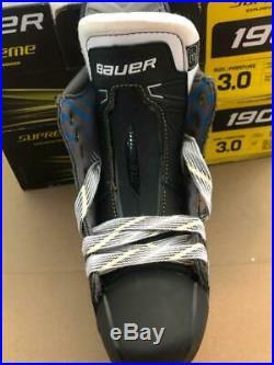 Bauer Supreme 190 Ice Skates Junior Size 3.0 Width D