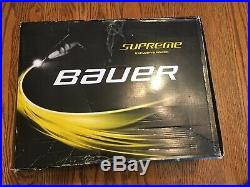 Bauer Supreme 190 Ice Skates Senior 7.0 Width D