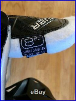 Bauer Supreme 1S Eishockey Schlittschuh, Carbon, Skate, TOP Model, Gr. 43 44,5,8EE