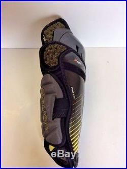 Bauer Supreme 1S Hockey Shin Guards Senior Sizes