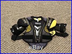 Bauer Supreme 1S Hockey Shoulder Pads Senior Medium