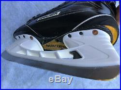 Bauer Supreme 1S Ice Hockey Player Skates Size 9D. Demo