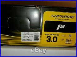 Bauer Supreme 1S Jr Size 3.0D Skates