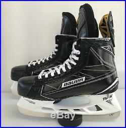 Bauer Supreme 1S Mens Pro Stock Hockey Skates 8.5 D 9832