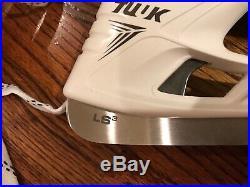 Bauer Supreme 1S Sr. Ice Hockey Skates NHL Pro Stock size 9 3/4D Capitals Orlov
