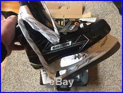 Bauer Supreme 1s Hockey Senior Hockey Skates IN BOX NEVER BAKED 7.5 Mens