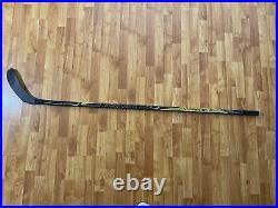 Bauer Supreme 1s Left Handed Hockey Stick Pro Stock Cam Fowler Anaheim Ducks
