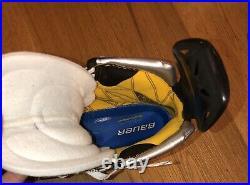 Bauer Supreme 1s Pro Stock Ice Hockey Skates Size 10 3/4 EA NHL