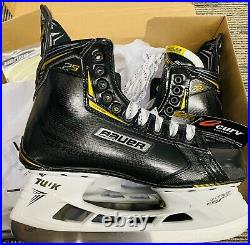 Bauer Supreme 2S Hockey Skates 8.5 D new