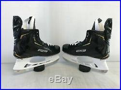 Bauer Supreme 2S PRO Mens Pro Stock Hockey Skates Size 10 8205