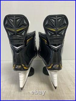 Bauer Supreme 2S PRO Mens Pro Stock Hockey Skates Size 12 D 8275