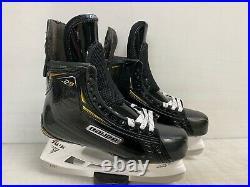 Bauer Supreme 2S PRO Mens Pro Stock Hockey Skates Size 8.5 8487