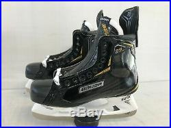 Bauer Supreme 2S PRO Mens Pro Stock Hockey Skates Size 9.5 D 8097