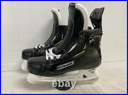 Bauer Supreme 2S PRO Mens Pro Stock Hockey Skates Size 9 8488