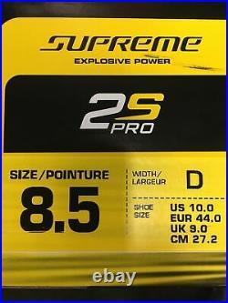 Bauer Supreme 2S Pro SZ 8.5D
