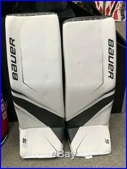 Bauer Supreme 2S Pro Senior Goal Pads Senior Large (Demo pair)