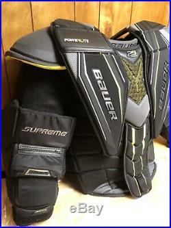 Bauer Supreme 2S Pro Senior Goalie Chest & Arm Protector