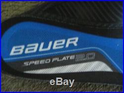 Bauer Supreme 2S Pro Senior Hockey Skates NIB 7.5 EE Speedplate 2.0