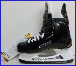 Bauer Supreme 2S Pro Senior Skates BTH18 US Size 7.5 D New With Accessories