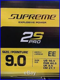 Bauer Supreme 2S Pro Skare Size 9EE