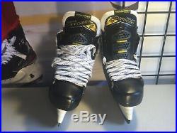 Bauer Supreme 2S Pro skates Jr size 3 D. Im a former sales rep for Bauer